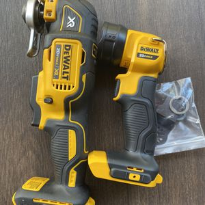 Dewalt XR 20-Volt MAX Lithium-Ion Brushless Cordless Oscillating Tool (Tool-Only) for Sale in El Cajon, CA