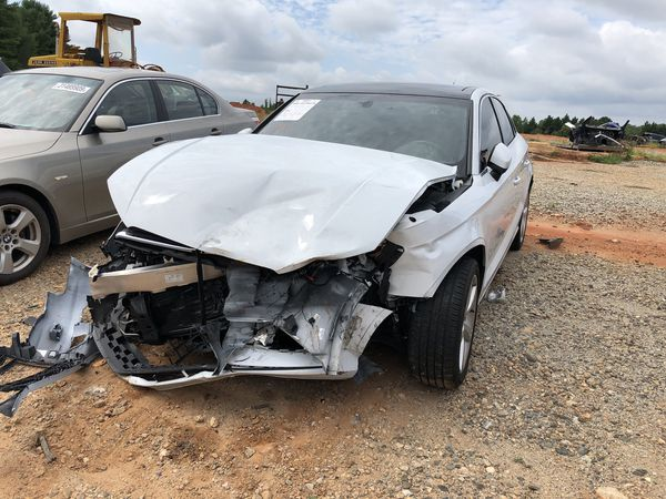 2015 Audi A3 parting out