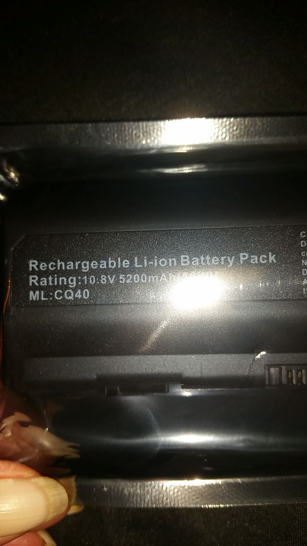 HP LAPTOP BATTERY REPLACEMENT ML:CQ40