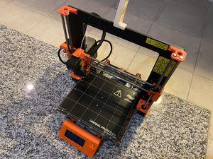 Original Prusa i3 MK2S 3D Printer for Sale in Monterey Park, CA