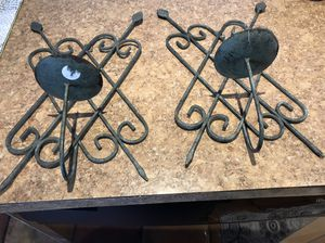 Two beautiful candle holders for Sale in Port St. Lucie, FL