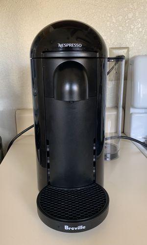 Nespresso by breville coffe maker for Sale in Tracy, CA