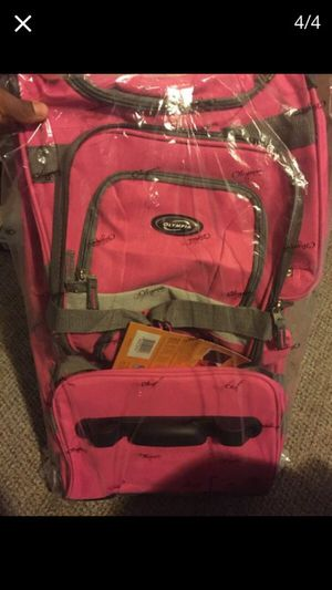 Rolling duffle bag for Sale in Pittsburgh, PA
