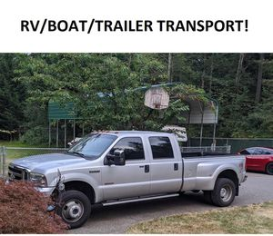 Truck & Trailer - Hauling, Labor, Transport ect for Sale in Port Orchard, WA
