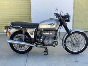 1972 BMW R75/5 toaster tank motorcycle for Sale in El Cajon, CA