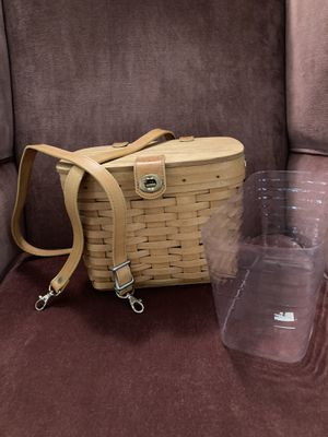 Longaberger Basket for Sale in Newhall, CA