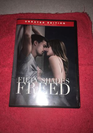 fifty shades freed unrated edition movie for Sale in Sallisaw, OK