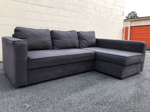 IKEA sectional sofa bed for Sale in Doraville, GA