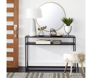 glasgow console table for Sale in Sugar Land, TX