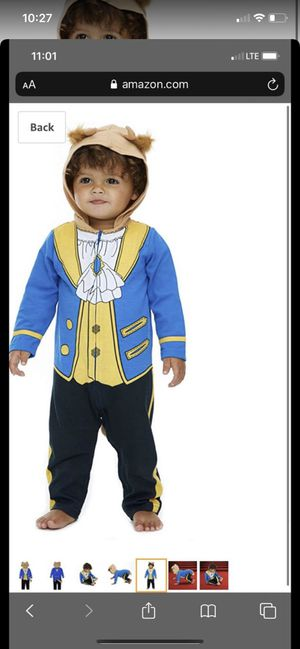 Baby - Disney the Best costume or costume pajamas for Sale in Pompano Beach, FL