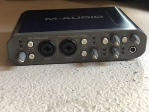 M audio fast pro for Sale in Las Vegas, NV