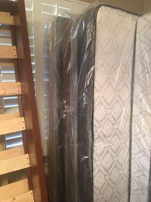 Set de colchones Full size new for Sale in Avondale, AZ