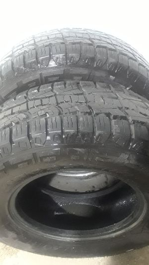 2 Tires LT285/70R17 NEW for Sale in Purcellville, VA