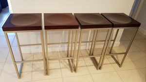 Bar stools for sale for Sale in Miami, FL