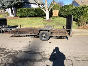 14' toy hauler for Sale in Vancouver, WA