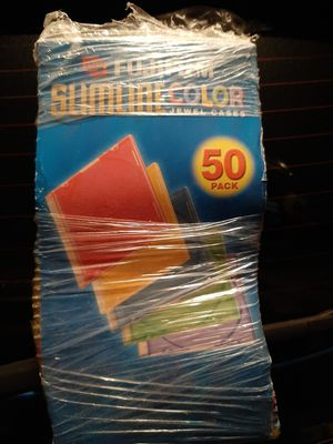 50 pack jewel cases. New for Sale in Palm Shores, FL