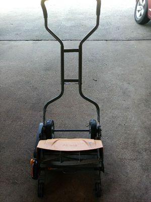 Manual push grass cutter for Sale in Prattville, AL