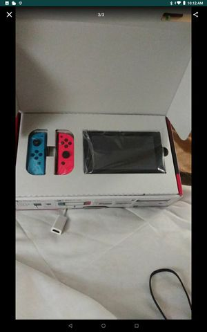 Nintendo switch for Sale in North Highlands, CA