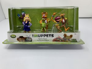 Disney & Jim Hensons the Muppets Figurine Play set (Brand New) for Sale in Washington, DC