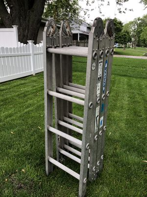 Folding ladder for Sale in Lombard, IL