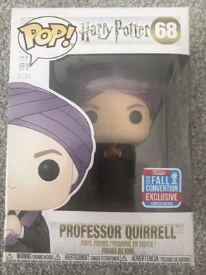Professor Quirrell Funko POP for Sale in Clermont, FL