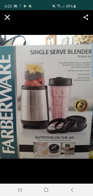 Blender for Sale in Santa Ana, CA