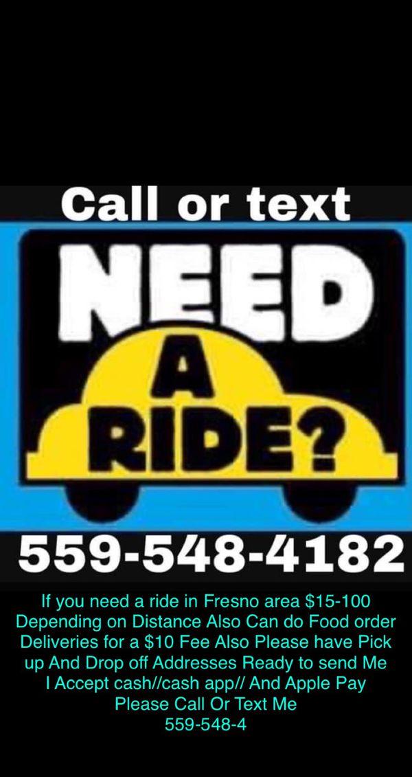 Fresno Rides