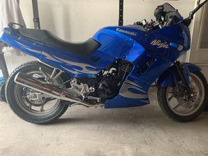 2007 Kawasaki ninja 250 for Sale in Moline, IL