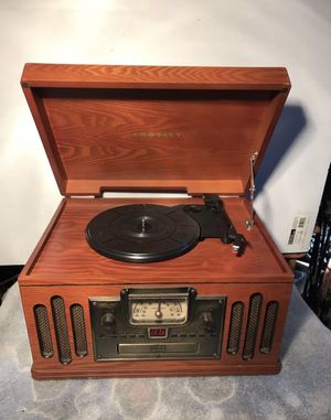 CROSLEY Record,CD,Cassettes and Radio Player for Sale in Glendale Heights, IL