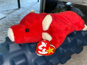 1995 Snort the Bull - Beanie Babies (Rare & Retired) for Sale in Sacramento, CA