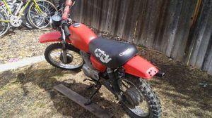 Honda dirt trail bike for Sale in Castle Rock, CO