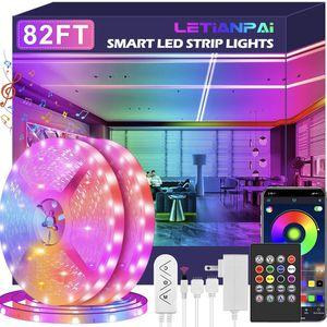 Led Strip Lights, 82ft/25m for Sale in Miami, FL
