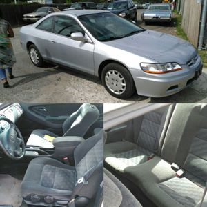 2002 Honda Accord Coupe for Sale in Silver Spring, MD