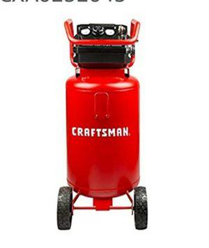 Craftsman air compressor 20gl for Sale in Goodyear, AZ