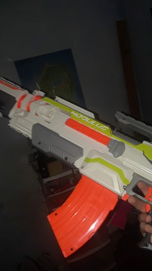 Automatic nerf gun for Sale in Beverly, NJ