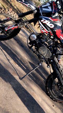 Tao 125cc Dirtbike for Sale in Greenville,  SC