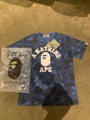 Bape / a Bathing Ape T-shirt for Sale in Joliet, IL