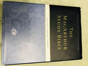 MacArthur Study Bible for Sale in FL, US
