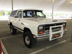 1990 Dodge Ram Charger for Sale in Alexandria, VA