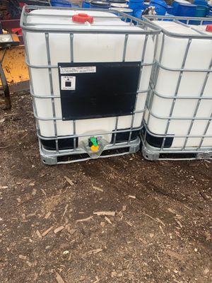 275 gallon IBC tanks for Sale in Bohemia, NY