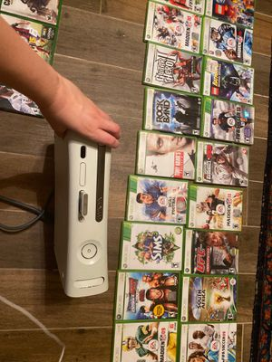 Xbox 360 and 20+ Games! for Sale in Phoenix, AZ