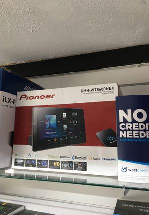 Pioneer DMH-WT8600NEX RDS AV RECEIVER for Sale in Redondo Beach, CA