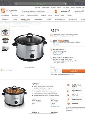 Rice cooker & crockpot for Sale in Salinas, CA