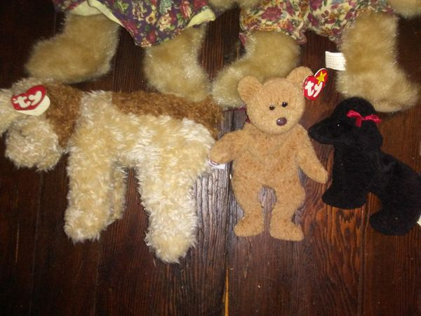 Miscellaneous TY and teddy bears