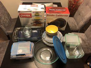 Glassware Kitchen items for Sale in Canton, MI