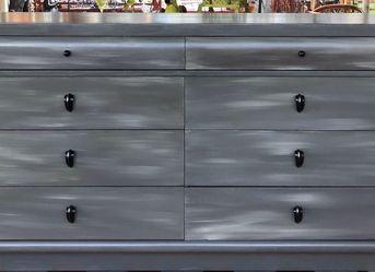 Stunning Vintage Mid Century Modern Driftwood Inspired Dresser for Sale in Virginia Beach,  VA