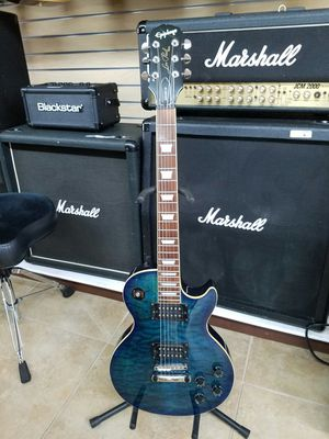 EPIPHONE ELECTRIC GUITAR - MODEL # GIBSON LES PAUL for Sale in Clearwater, FL