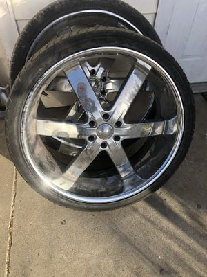 "26"" rims for Sale in Salinas, CA"