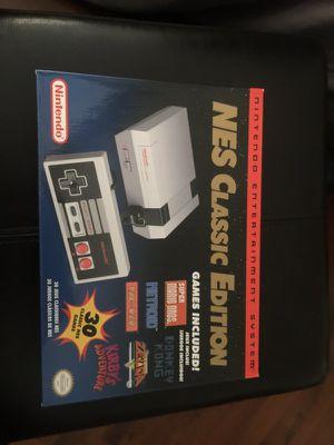 Nintendo NES classic for Sale in Philadelphia, PA