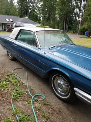 1964 Ford Thunderbird for Sale in Gig Harbor, WA